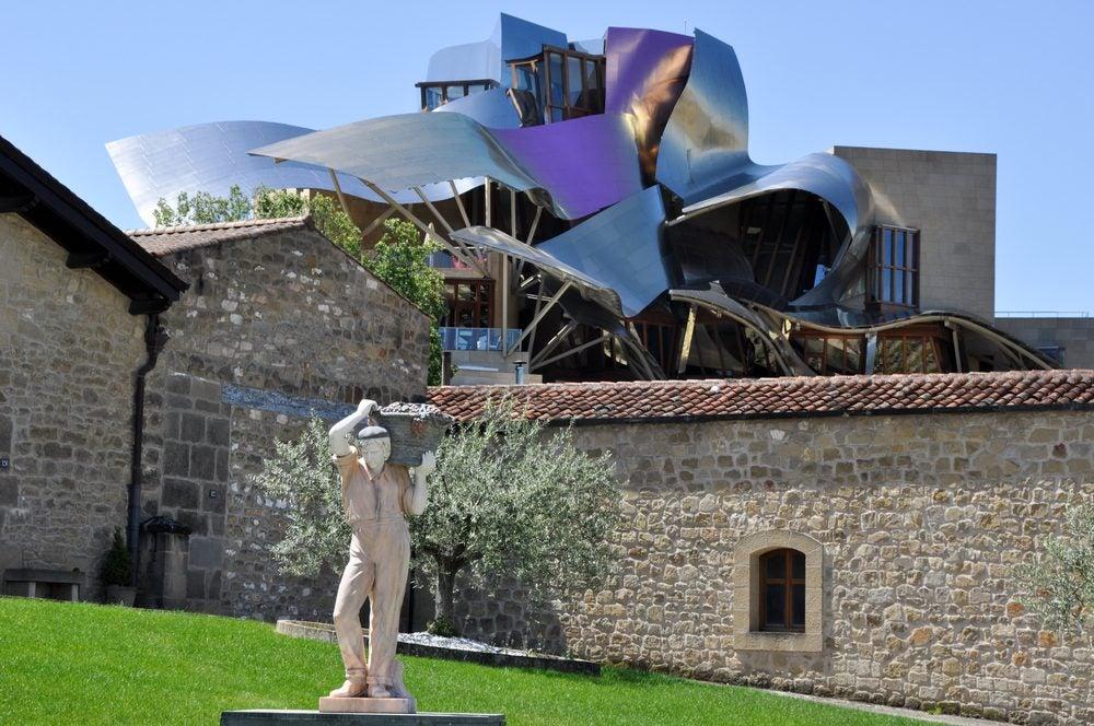 Hotel Marques de Riscal, La Rioja
