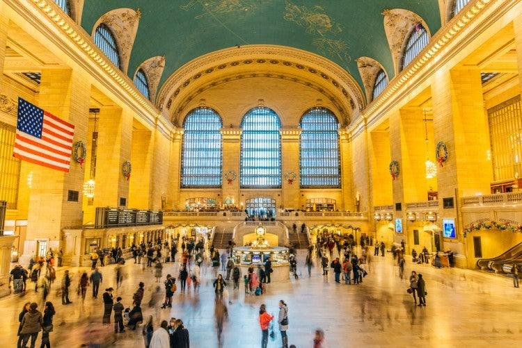 Estación Grand Central Terminal en Nueva York