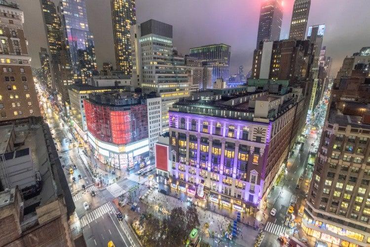 Macy's en Nueva York, una de las tiendas más grandes del mundo