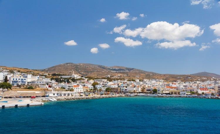 Isla de Tinos, Grecia
