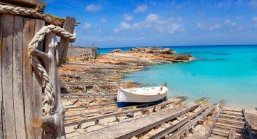 El paraíso terrenal está en las playas de Formentera