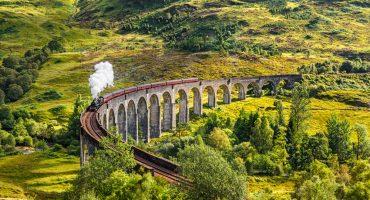 Los 10 viajes en tren más espectaculares de Europa