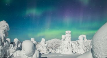 Viaje a Laponia: el paraíso invernal de Ruka