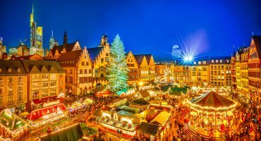 Los 10 mejores mercados de Navidad de Europa