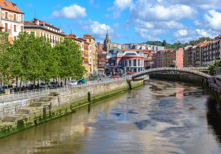 Casco Viejo de Bilbao, País Vasco