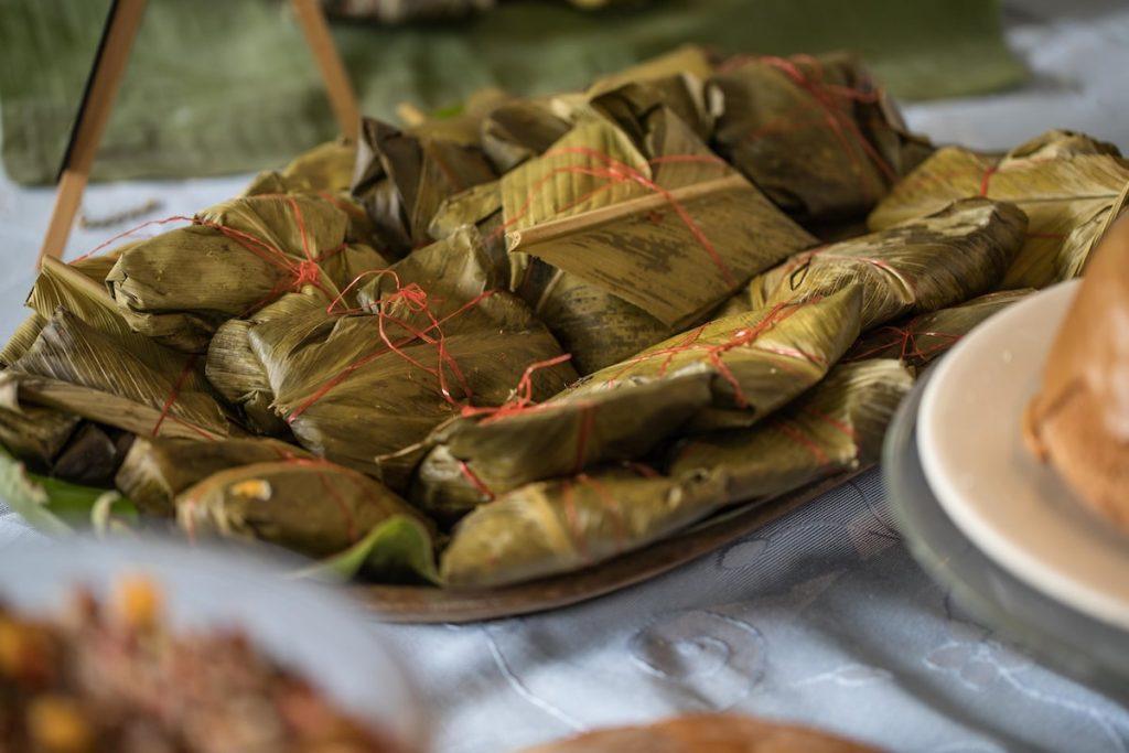 Plato típico de la gastronomía de Panamá