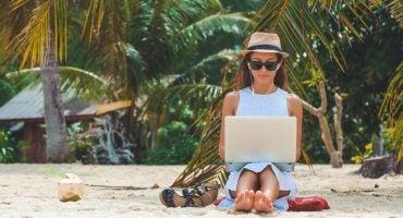 Cómo vivir como un nómada digital con eDreams Prime