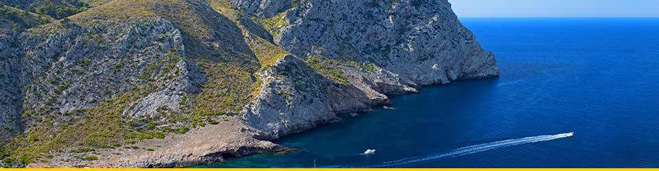 Cala Formentor o Cala Pi de la Posada
