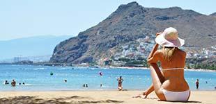 Vacanze Canarie Playa de San Sebastián