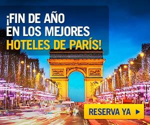 Viajes vuelos hoteles billetes de avi n vacaciones en for Billetes de avion baratos barcelona paris