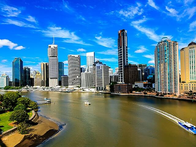 Reserva tu vuelo a Brisbane con eDreams