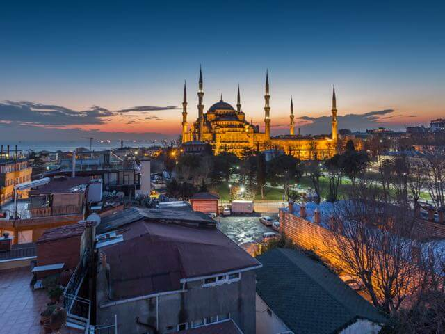 Reserva tu vuelo a Estambul con eDreams